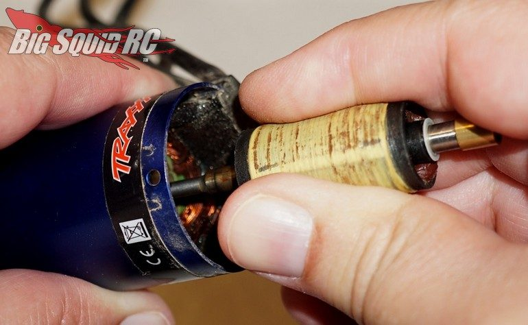 How To Rebuild An RC Brushless Velineon Motor
