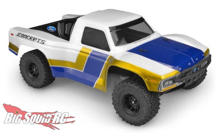JConcepts 1979 Ford F-250 SCT Body