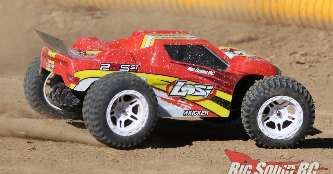 Losi 22S ST Brushless RTR Stadium Truck Review
