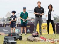 Prince Harry Traxxas RC TRX-4