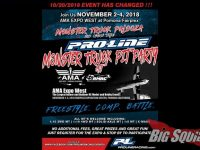 Pro-Line Monster Truck Palooza