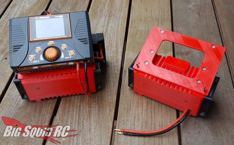 RC Discharger iCharger Duo 40 amp regenerative discharger