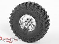 RC4WD Chrome Stamped Steel 1.7 Beadlock Wagon Wheels