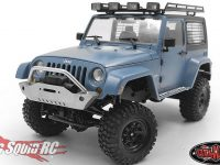 RC4WD Steel Stinger Front Bumper 18th Gelande II