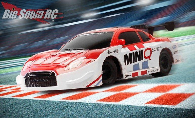 Rage RC MiniQ DIY RTR