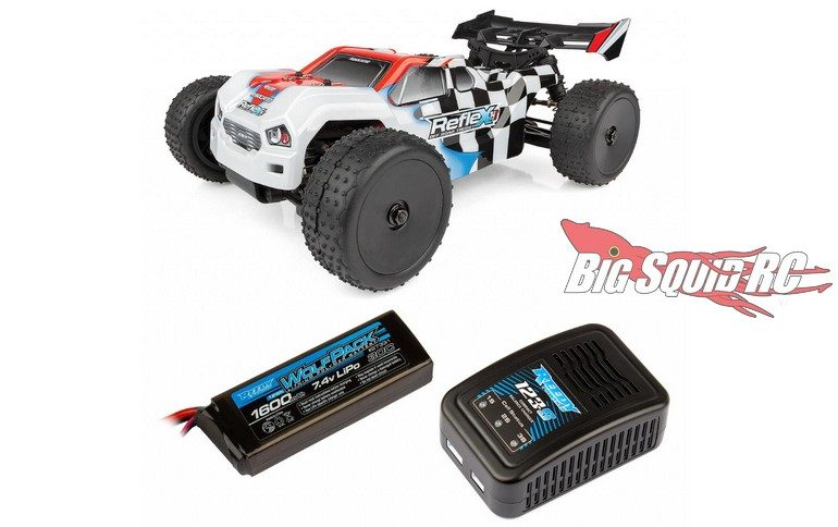 Team Associated REFLEX 14B 14T RTR Combos