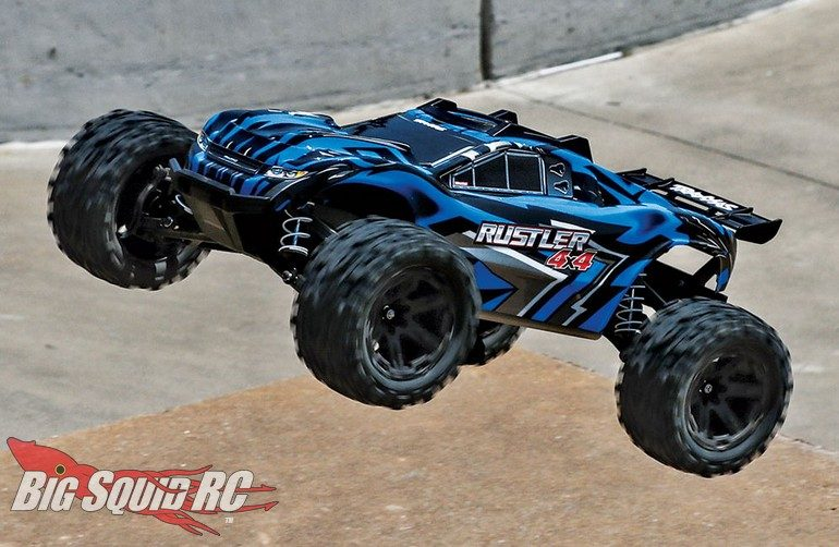 Traxxas Brushed Rustler 4x4