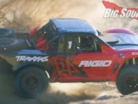 Traxxas Unlimited Desert Racer Video