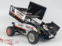 Custom Works Outlaw 4 Sprint Car Kit