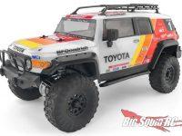 HPI Racing Clear Toyota FJ Cruiser Body