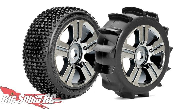 HRC Roapex Roller Paddle 1/8 Buggy Tires