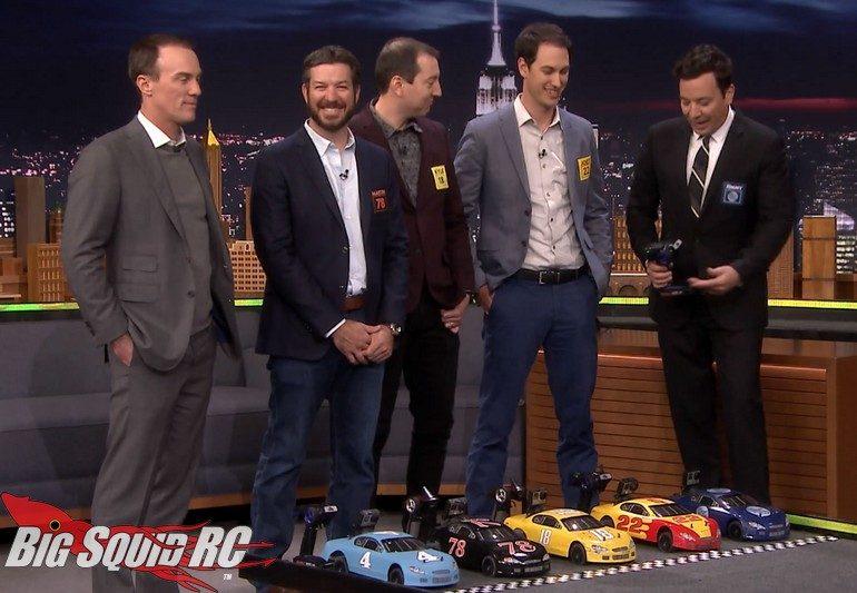 Tonight Show Redcat Racing Jimmy Fallon