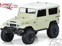 Pro-Line 1965 Toyota Land Cruiser FJ40 Clear Body