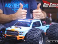 Pro-Line Traxxas E-Revo 2.0 Upgrade Accessories Video
