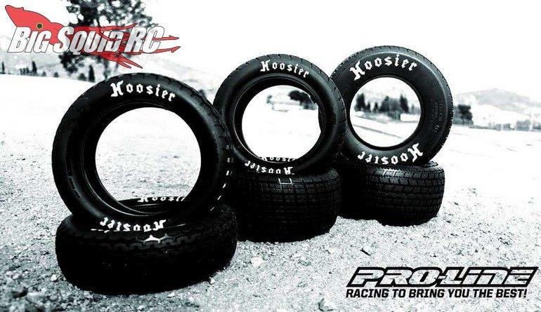 Pro-Line Hoosier Dirt Oval Tires