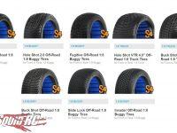 Pro-Line S4 Compound Race Tires