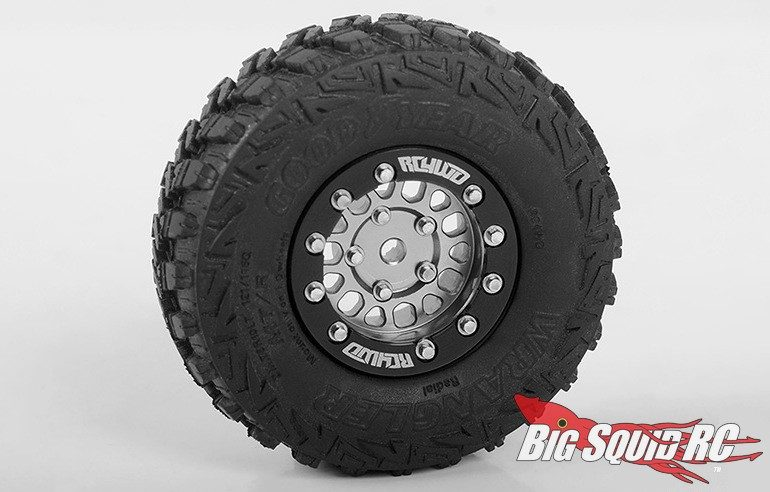RC4WD 1.0 Competition Beadlock Wheels
