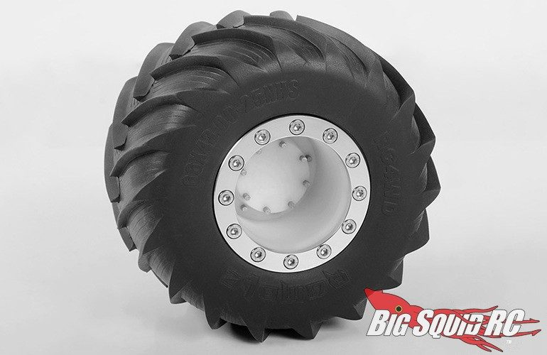 RC4WD Rumble Monster Truck Racing Tires