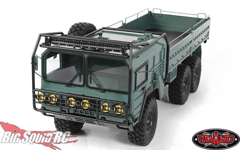 RC4WD Tough Armor Exo Cage Beast II 6x6