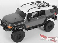 RC4WD Tough Armor Machined Sliders HPI FJ Cruiser