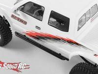 RC4WD Tough Armor Narrow Steel Sliders TF2 LWB