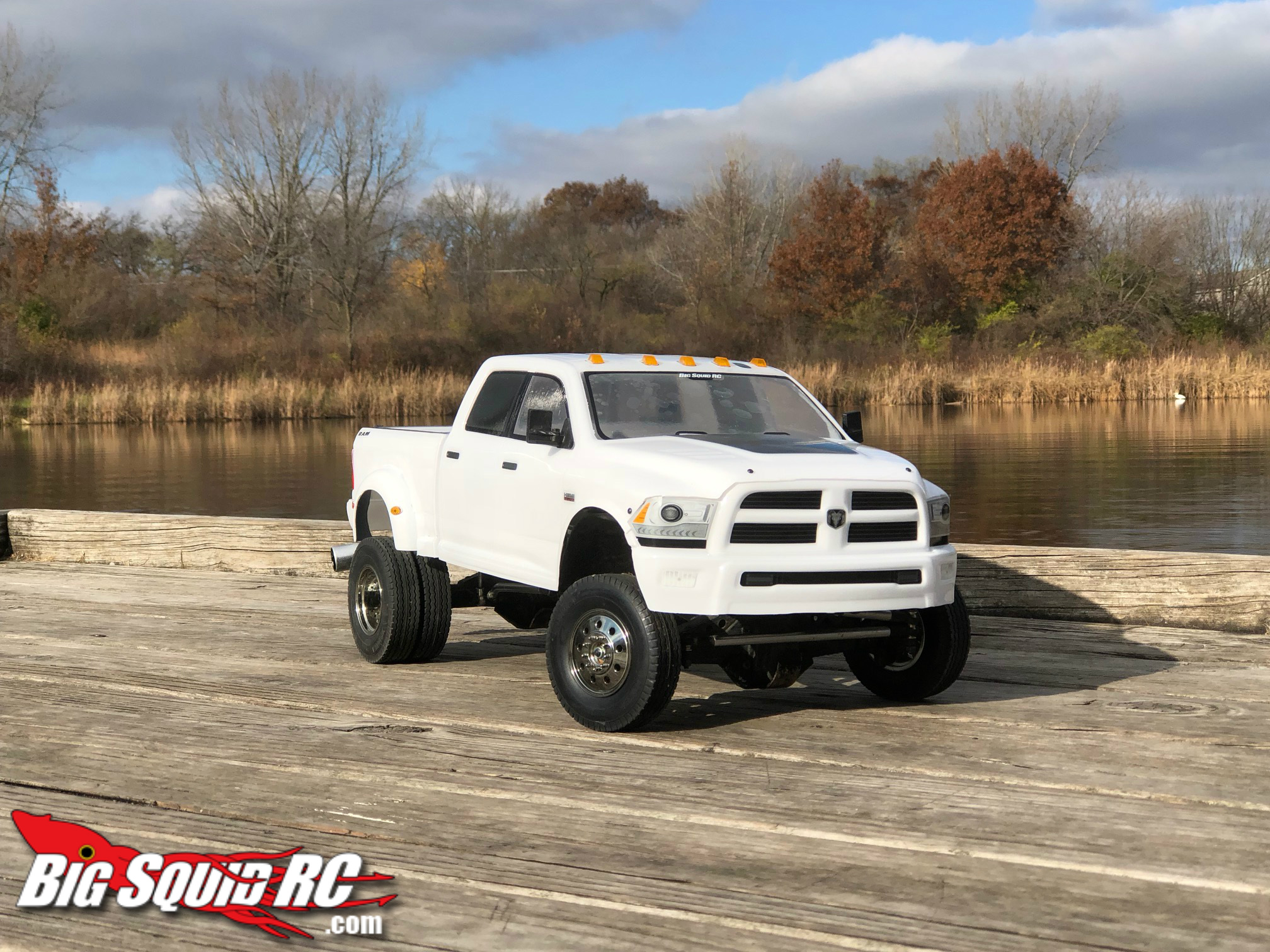Everybody S Scalin Redcat Everest Gen 7 Dually Squid Rc Car And Truck News Reviews Videoore