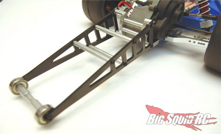 STRC Aluminum Wheelie Bar Kit Traxxas Slash Rustler Bandit
