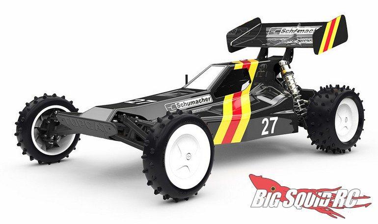 Schumacher Top Cat Classic Buggy Re-Release