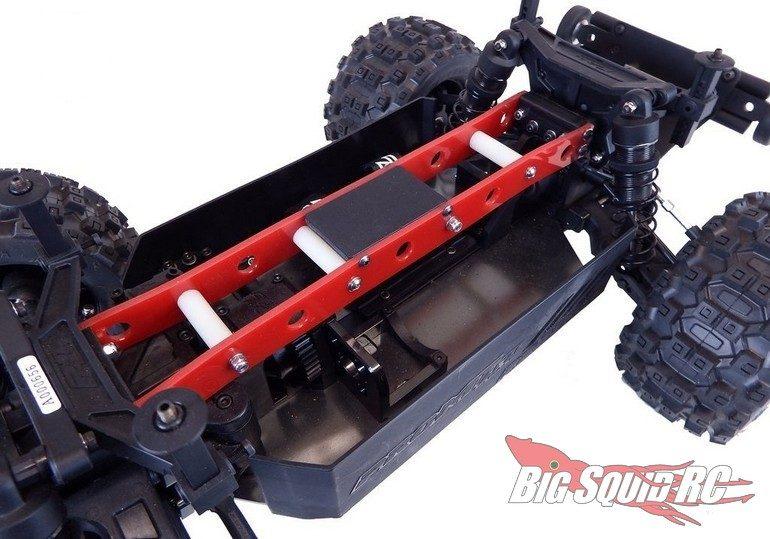T-Bone Racing T2T Upper Chassis Brace Pro-MT 4x4