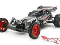 Tamiya Black Edition Chassis Racing Fighter Body