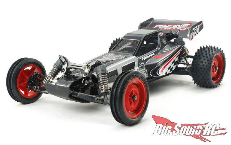 Tamiya Black Edition Chassis Racing Fighter Body