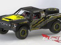 Traction Hobby 1/6 KM Challenger Short Course Desert Truck