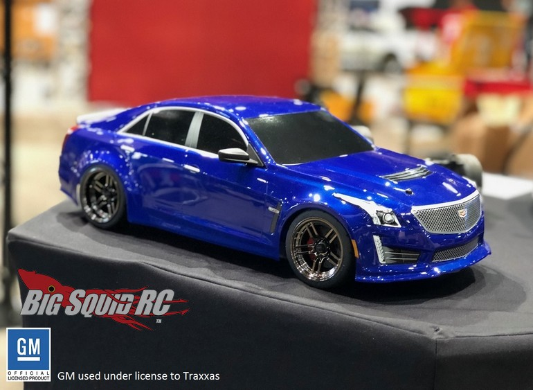 2018 Cts V >> Traxxas Drops Hot New Gear At SEMA « Big Squid RC – RC Car ...