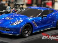 Traxxas Chevrolet Corvette Z06 Body