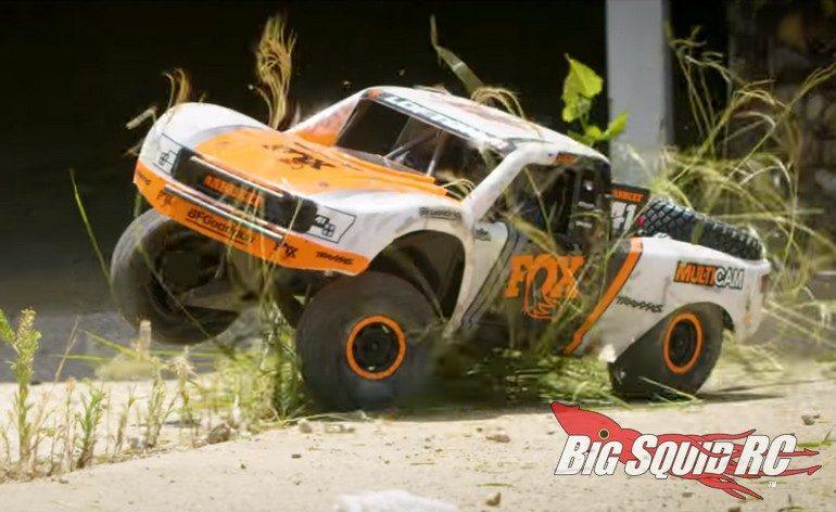 Traxxas Crash Reel 2018 Video