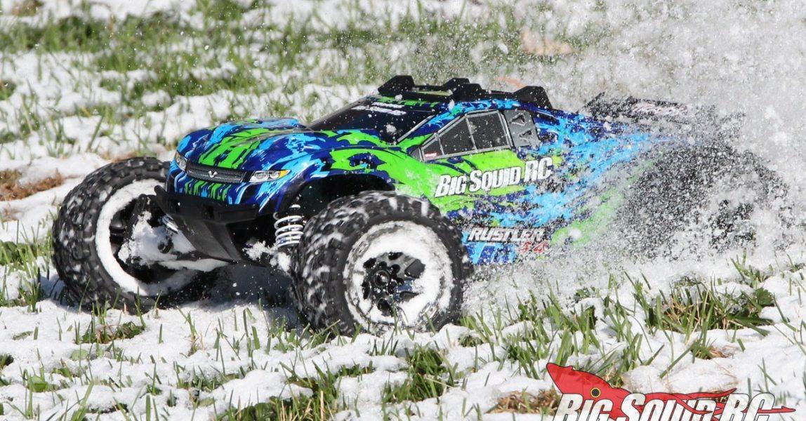 Traxxas Rustler 4x4 VXL Review