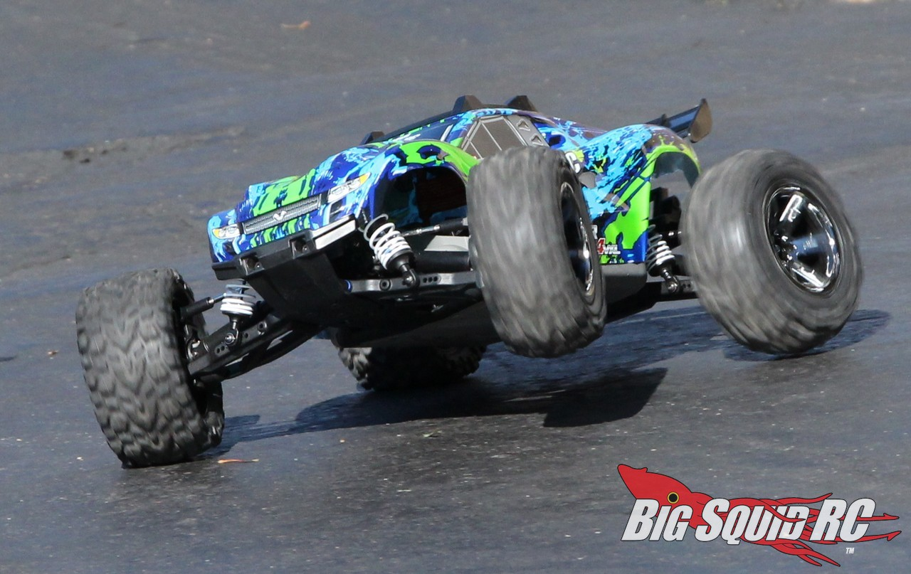Traxxas Rustler 4×4 VXL Review « Big Squid RC – RC Car and