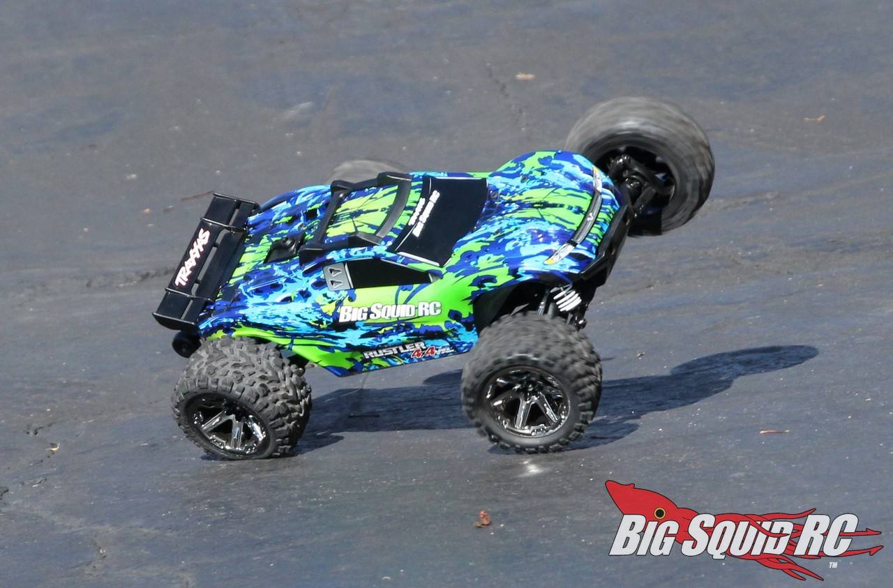 Traxxas Rustler 4 4 Vxl Review Big Squid Rc Rc Car And Truck