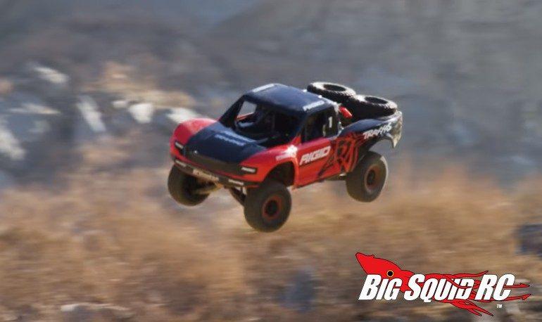 Traxxas Unlimited Desert Racer Video