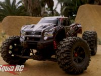 Traxxas X-Maxx Aerial Insanity Video