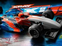 XRay 2019 X1 F1 Car Kit