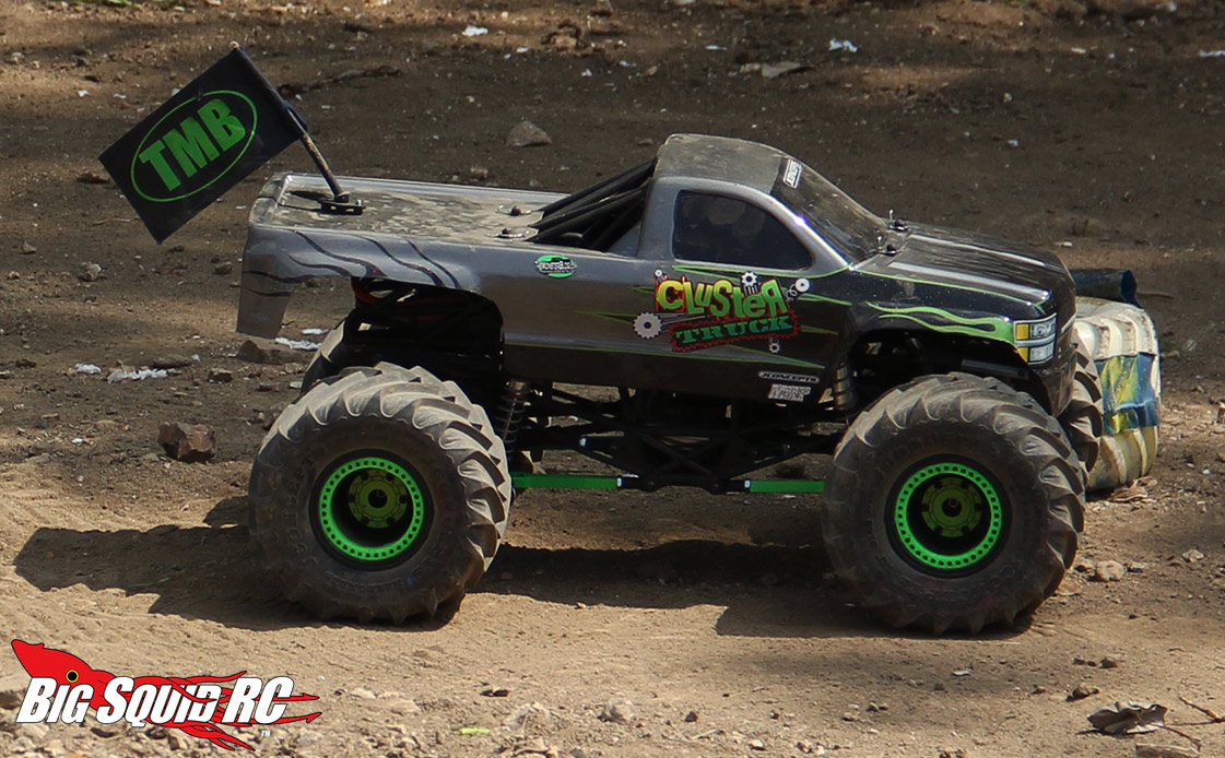 Monster Truck Madness – SMT10 Parts Eater « Big Squid RC