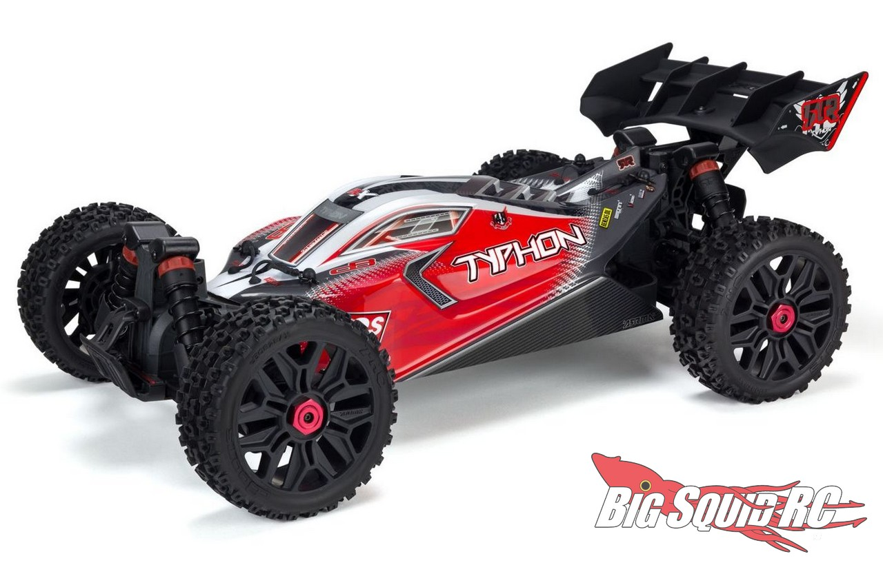 new arrma typhon 3s blx only 299 big squid rc rc car and truck news reviews videos. Black Bedroom Furniture Sets. Home Design Ideas