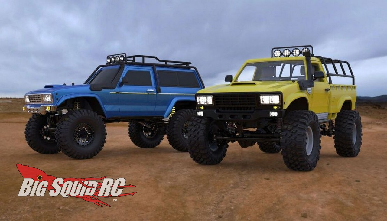 Cross RC Announces Two New Scale Trucks! « Big Squid RC – RC Car and