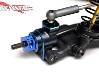 EXOTEK Aluminum Rear Hub Set Team Associated