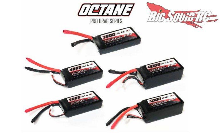 Fantom OCTANE Pro Drag Series LiPo Batteries