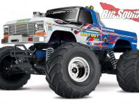 Flame Edition Traxxas BIGFOOT No. 1