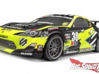 HPI Racing E10 Michgele Abbate GRRRacing