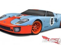 HPI Racing RS4 Sport 3 Flux Ford GT Heritage Edition