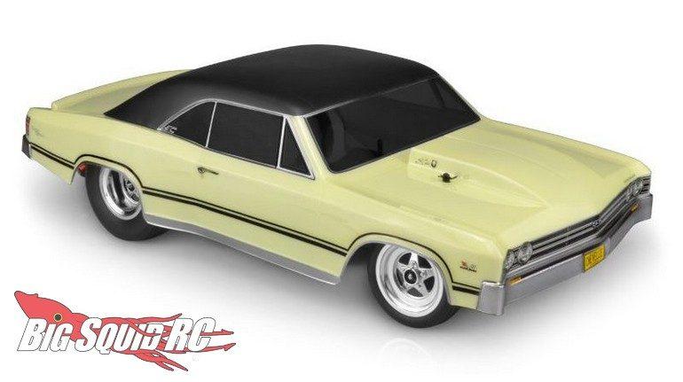 JConcepts 1967 Chevy Chevelle Body
